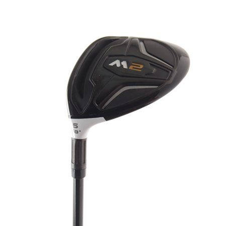 New TaylorMade M2 2016 5-Wood 18* RE-AX 65 X-Flex Graphite LEFT HANDED +HC ()