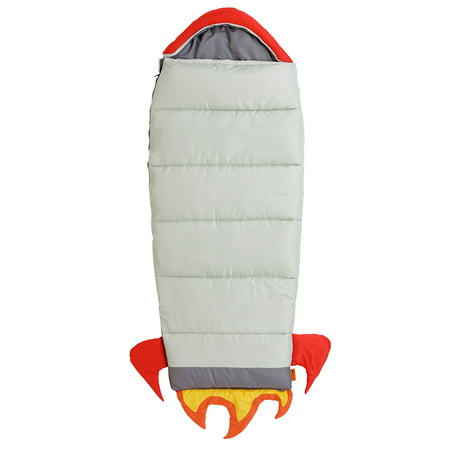 Ozark Trail Flash The Rocket Kids' Sleeping Bag](Personalized Sleeping Bags)