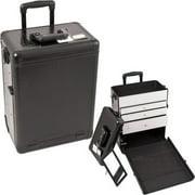 Sunrise E6303CRAB All Black Croc Lg Drawer Tl Case - E6303