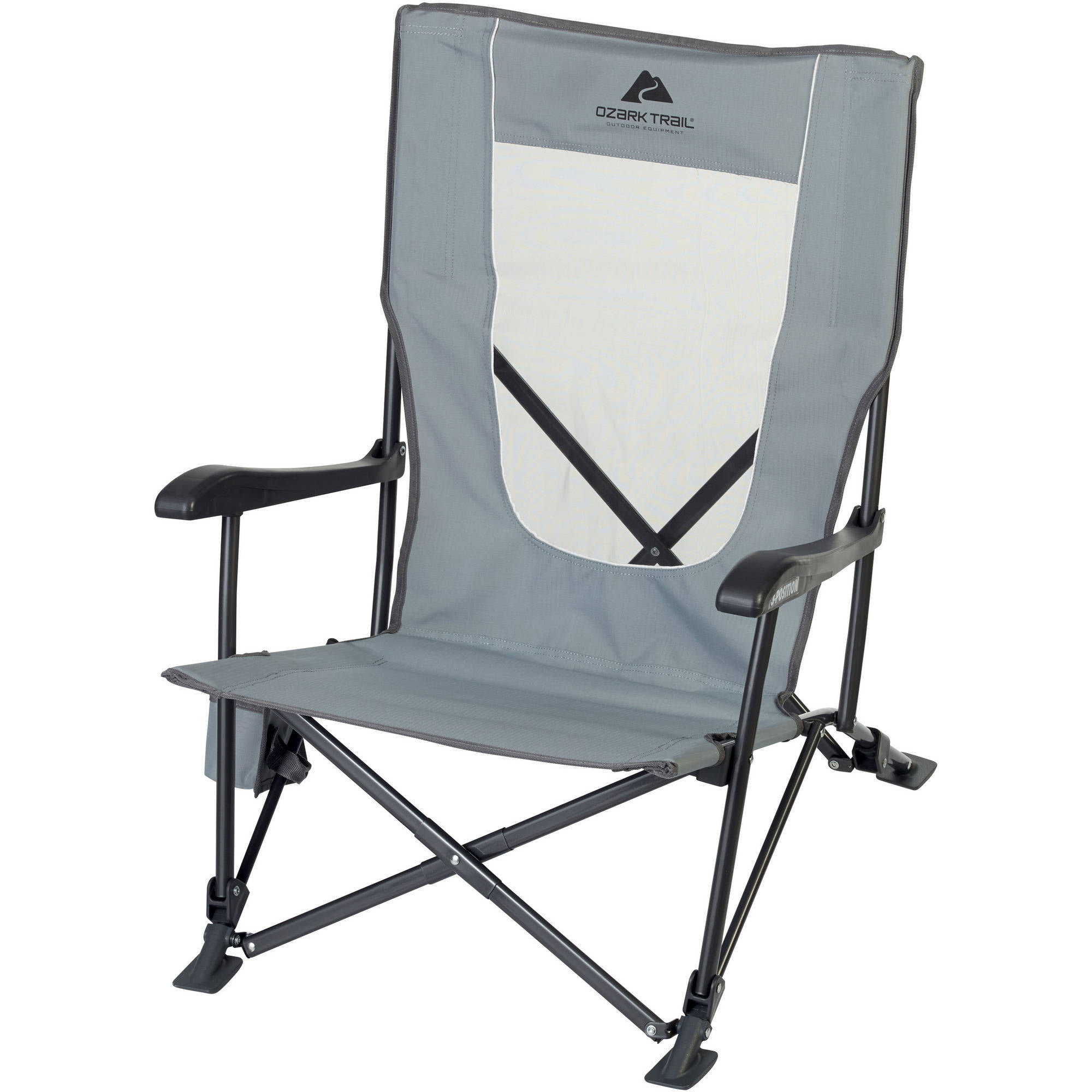 100 [ Low Folding Camping Chair ]