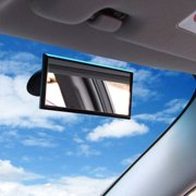 Baby Car Mirror Rotatable Wide Shatterproof Rear View Mirror for Back Seat