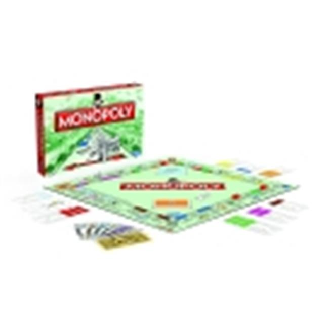 Milton Bradley Monopoly Standard Edition Game by