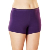 Plus Size 3-pack Boyshort By Comfort Choice