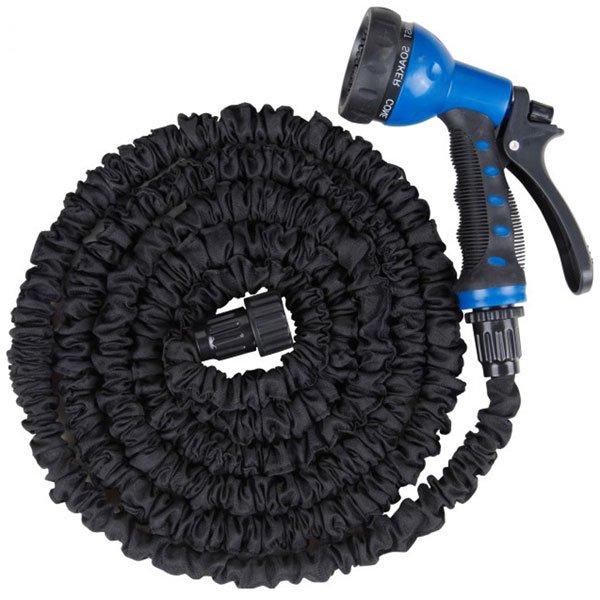 Zimtown 25 50 75 100 FT Expanding Flexible Garden Water Hose with Spray Nozzle 8Modes  sc 1 st  Walmart.com & Zimtown 25 50 75 100 FT Expanding Flexible Garden Water Hose with ...