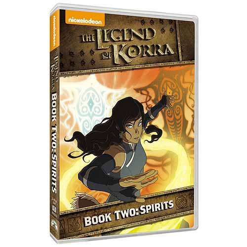 The Legend Of Korra: Book Two - Spirit