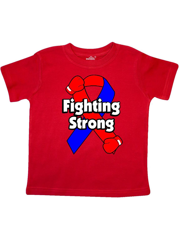 CHD Fighting Strong Toddler T-Shirt