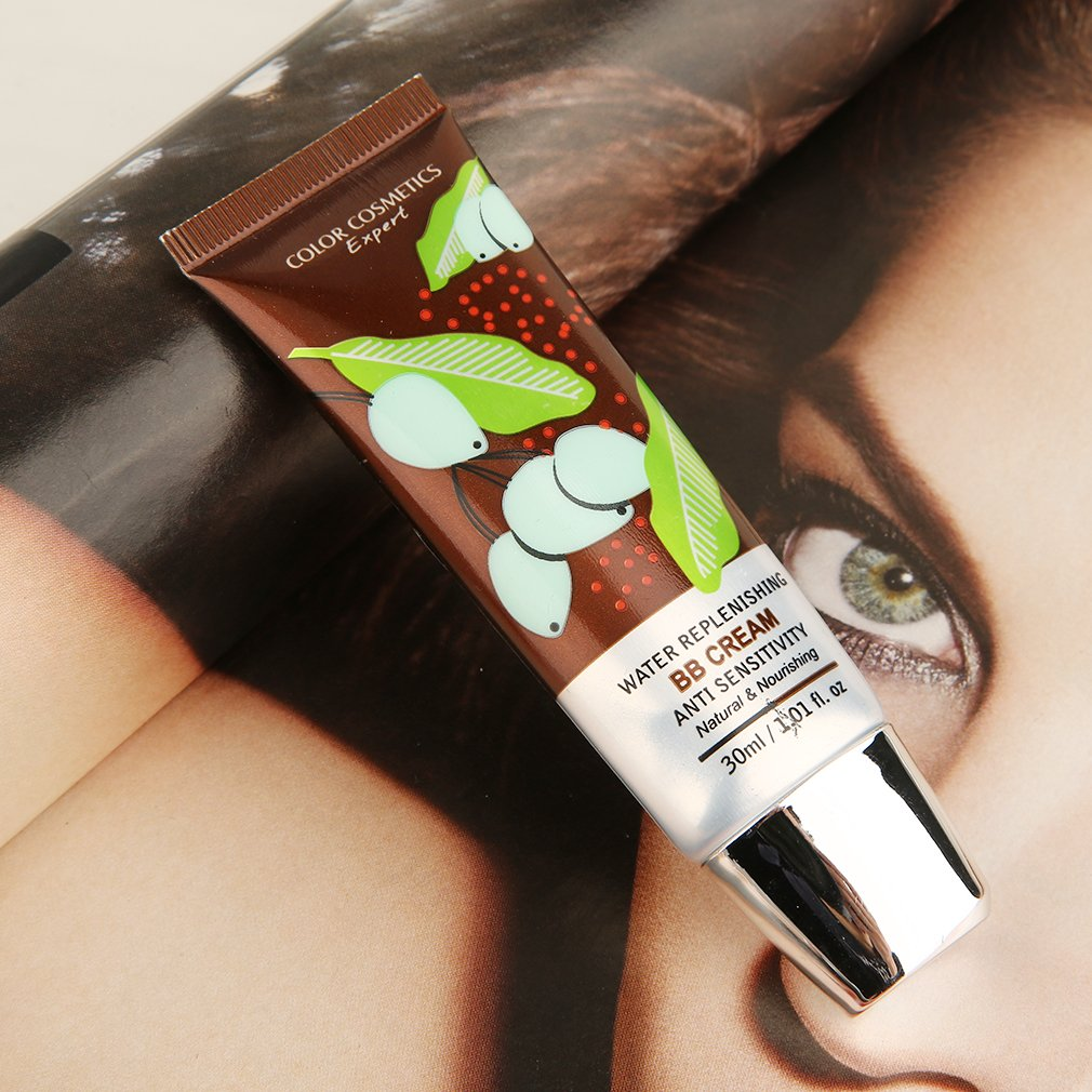 BB Cream Foundation Concealer Skin Whitening Cream For Music Flower Make Up