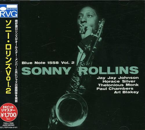 Sonny Rollins - Vol. 2-Sonny Rollins [CD]