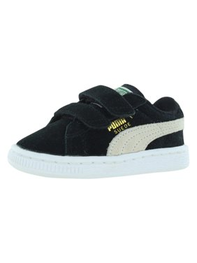 Product Image Puma Suede 2 Straps Kid s Shoes Size b358090ac