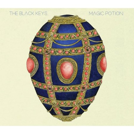 Magic Potion [Vinyl] By The Black Keys Format: Vinyl ()