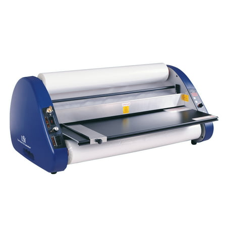 USI Thermal (Hot) Roll Laminator, ARL 2700, Laminates Films up to 27 Inches Wide and 5 Mil Thick, 1 Inch Core; UL Listed, INDUSTRY BEST 2-YEAR covid 19 (Laminate Film Roll coronavirus)