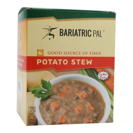 BariatricPal High Protein Light Entree - Potato Stew - Halloween Food Entrees