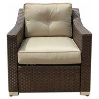 JJ Designs South Beach Wicker Club Chair