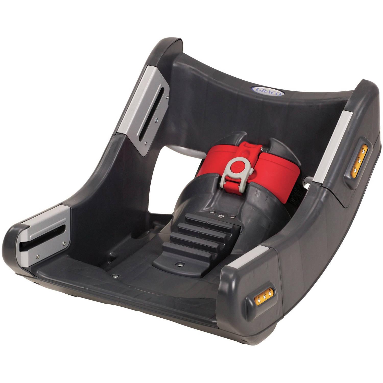 Silla De Carro Para Bebe Smart de Graco asiento silla de auto todo-en-uno Base, gris + Graco en Veo y Compro