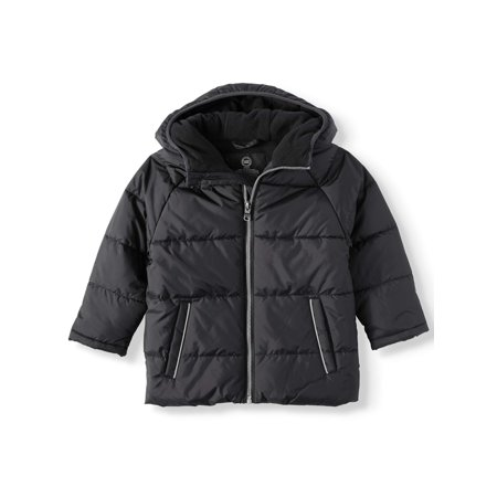 Toddler Boy Bubble Jacket - Trench Coat For Boys