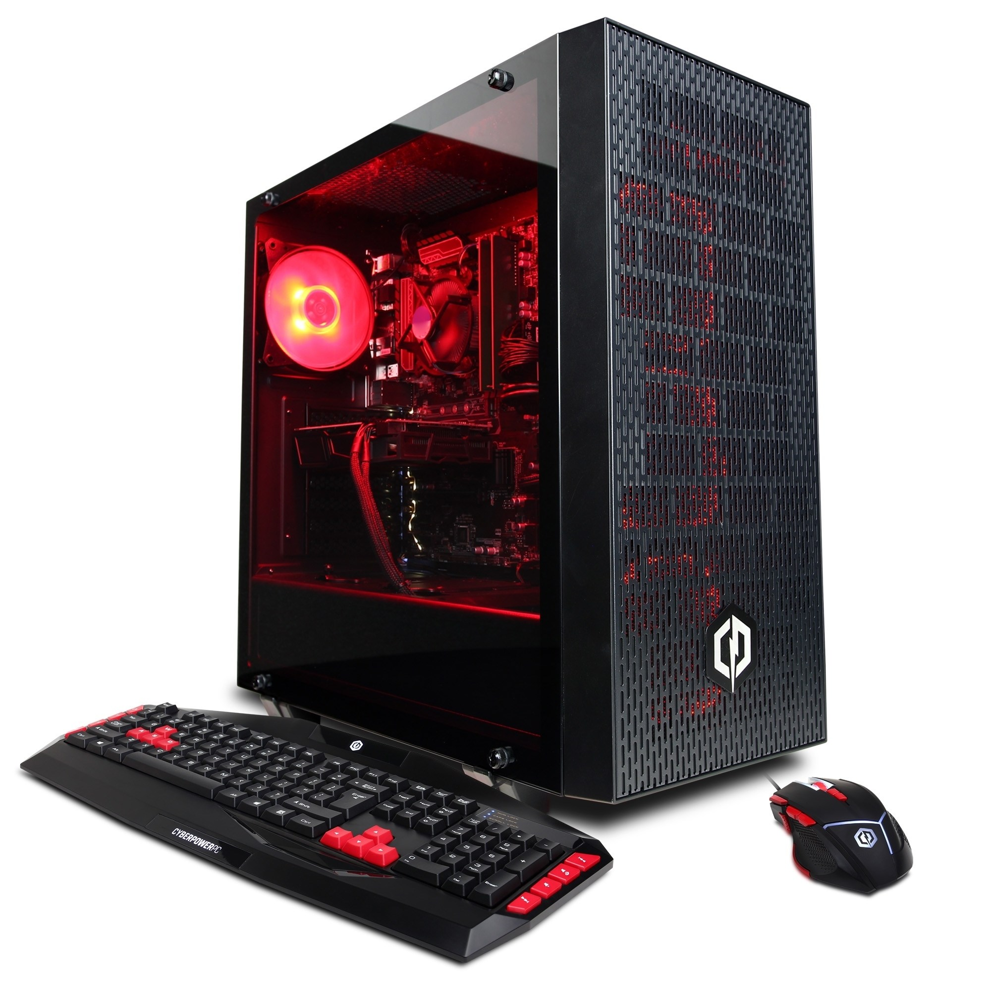 CYBERPOWERPC Gamer Xtreme GXi10940CPG w/ Intel i7-8700 Processor, Nvidia GeForce GTX 1060 3GB, 8GB Memory, 1TB Hard Drive and Windows 10 Home 64-Bit Gaming PC