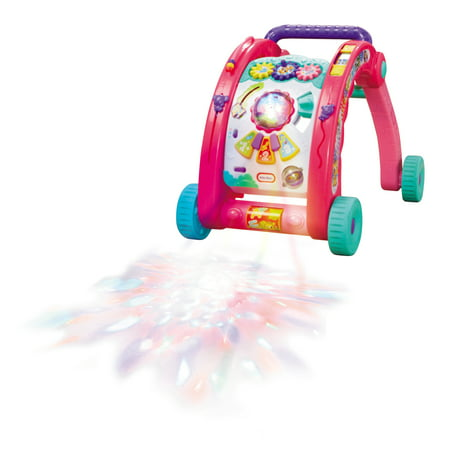 Little Tikes 3-in-1 Activity Walker- Pink