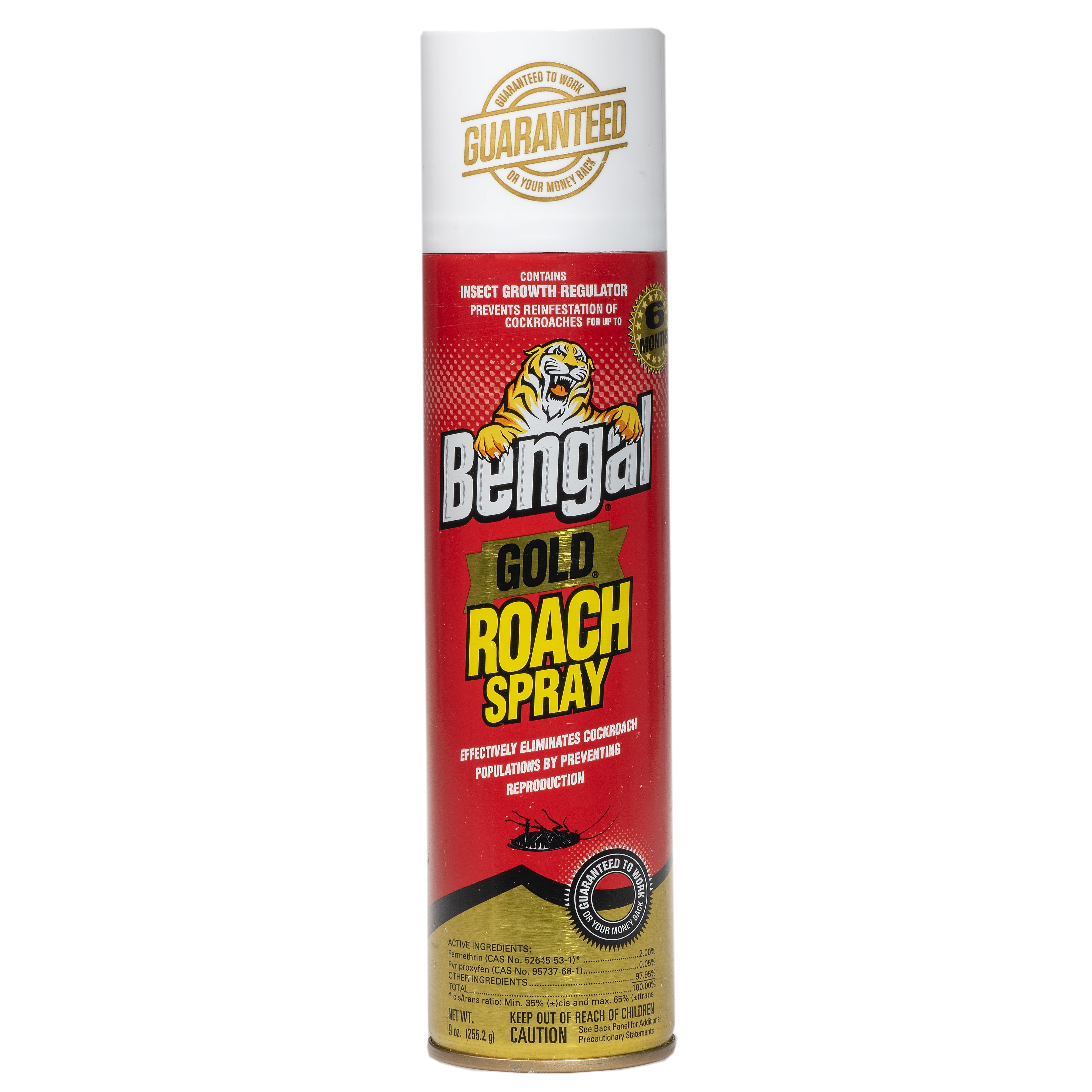Bengal Gold Roach Spray 9 oz