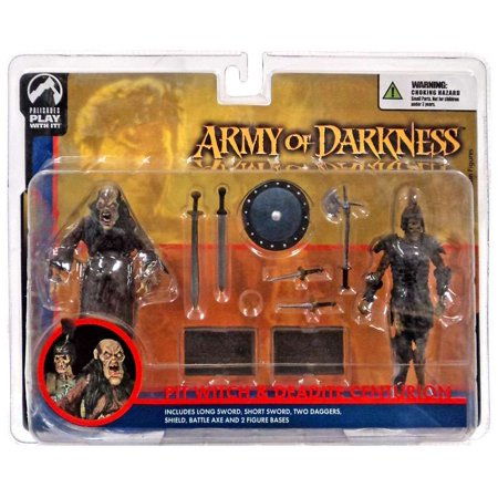 Army of Darkness Series 1 Pit Witch & Deadite Centurion Action Figure