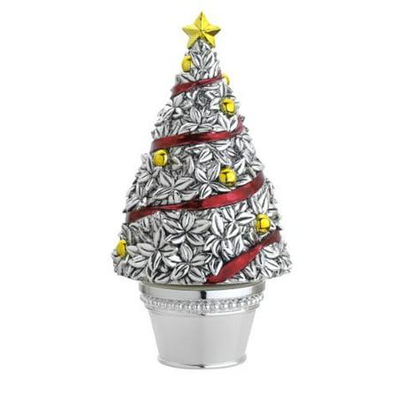Reed & Barton Topiary Tree Christmas Musical ()