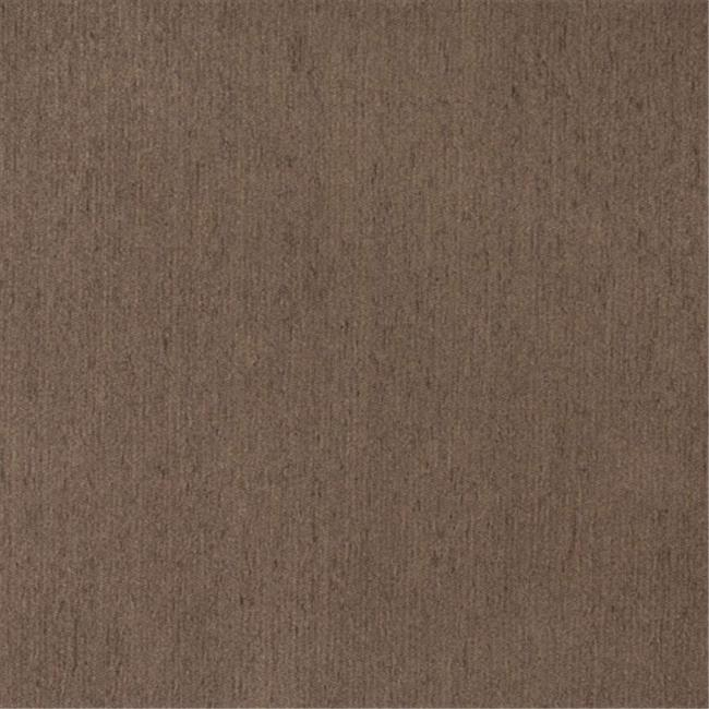 Designer Fabrics F503 54 in. Wide Brown, Solid Chenille Upholstery Fabric