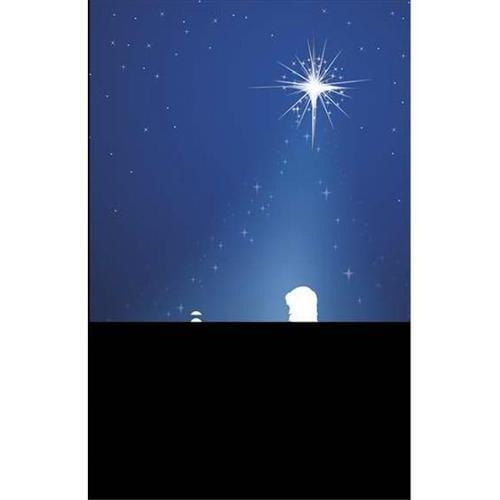 Image of Bulletin-Advent Week 1-Silhouette Shepherds (Pack of 50)
