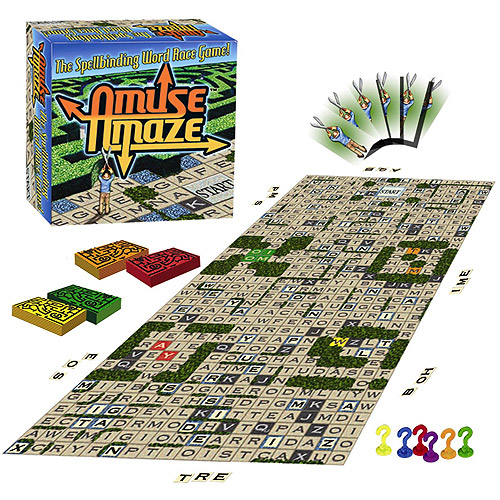 AmuseAmaze Board Game