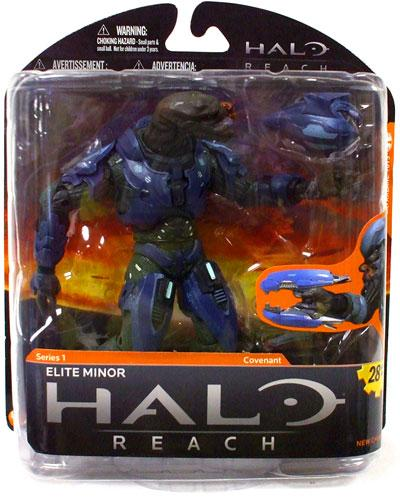 McFarlane Toys Halo Reach Halo Reach Series 1 Elite Minor Action