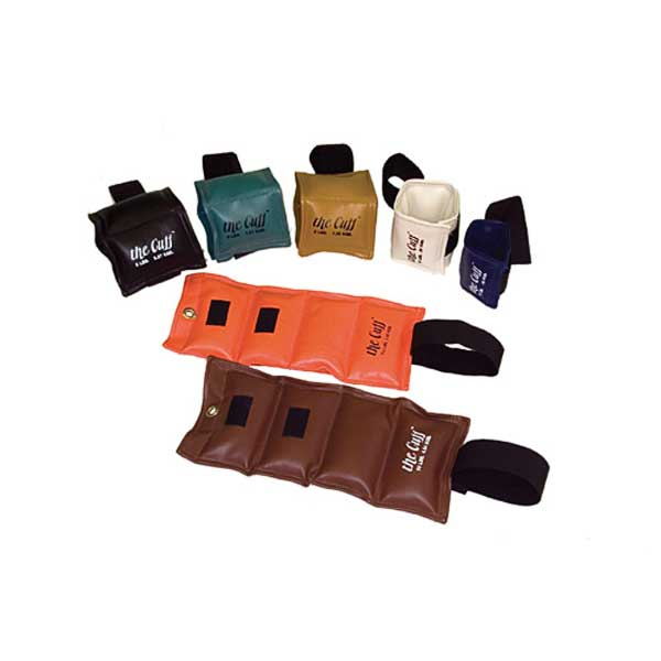 The Cuff 24 Piece Rehabilitation Ankle and Wrist Weight Kit