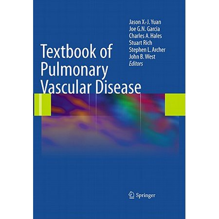 Textbook of Pulmonary Vascular Disease