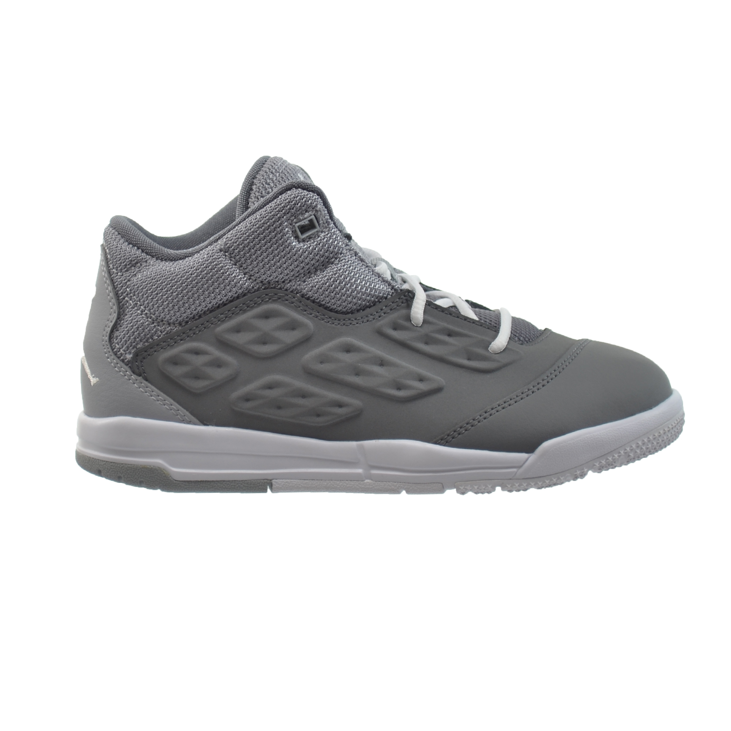 Nike New School BP Little Kids Shoes Cool Grey/White/Wolf...