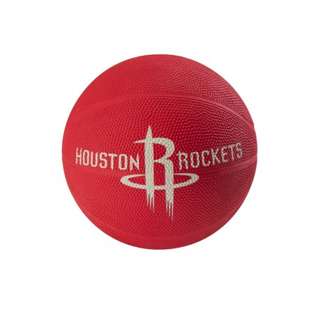 Spalding NBA Houston Rockets Team Mini - Houston Rockets Throwback