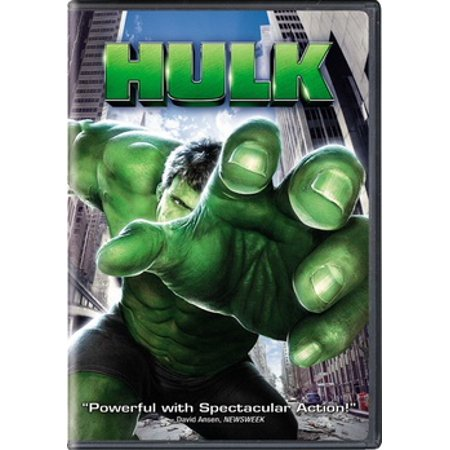 The Hulk (DVD) - The Hulk Drink