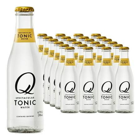 8in Water - Q Drinks Cocktail Mixer, Tonic, 6.7 Fl Oz, 1 Bottles