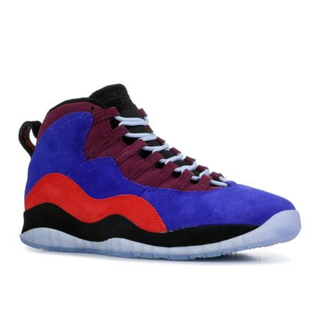W Air Jordan 10 Nrg 'Maya Moore' - Cd9705-406 - Size W6.5 - Womens