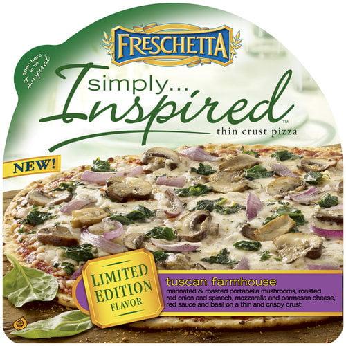 Freschetta Simply Inspired Vegetable