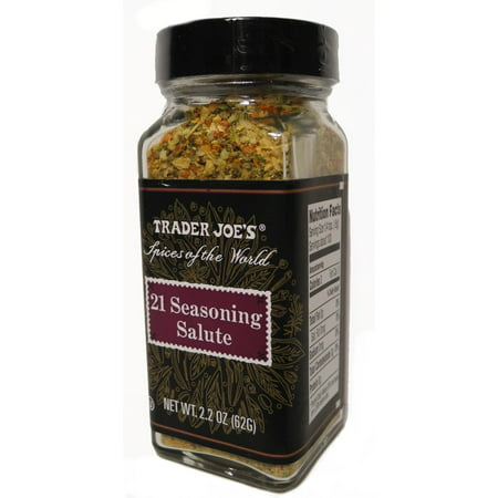 Trader Joe's 21 Seasoning Salute Blend (Trader Jobs)