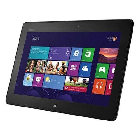 ASUS 64GB VivoTab TF600T 10.1 Inch Tablet, nVIDIA Tegra 3 1.3GHz, 2GB RAM, 64GB Flash Storage, Windows RT (Gray)