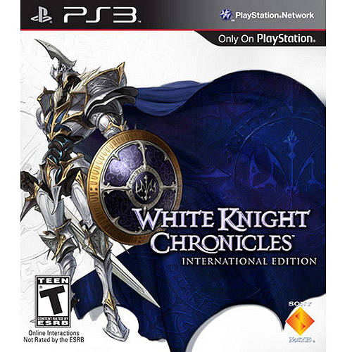 White Knight Chronicles International Edition (PS3) - Pre-Owned