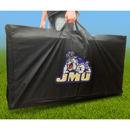 AJJ Cornhole NCAA Cornhole Carrying Case by AJJ Cornhole