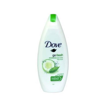 Dove Body Wash With Cucumber And Green Tea Scent(500ml) 611145 - image 1 de 1