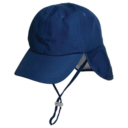 Dorfman Pacific Safari Hat (Dorfman Pacific Kids Nylon Flap Cap Asst C447-ASST - Dorfman Pacific )