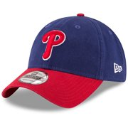 official photos d6040 b3fbd Philadelphia Phillies New Era Alternate Replica Core Classic 9TWENTY  Adjustable Hat - Royal Red -