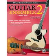 Belwin's 21st Century Guitar Ensemble 2 : Student Book