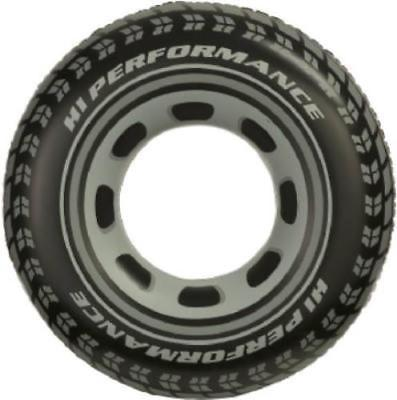 36 Inflatable Tire Tube Radial Tread and Sidewall 4PK