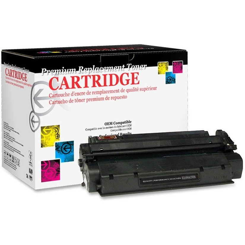 West Point, WPP200013P, Replacement HP 13X Toner Cartridge, 1 Each