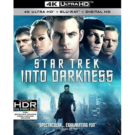 Star Trek  Into Darkness  4K Ultra Hd
