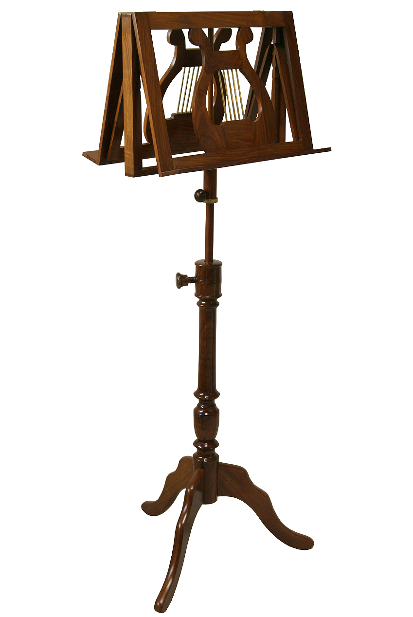 EMS Double Tray Regency Music Stand by Early Music Shop