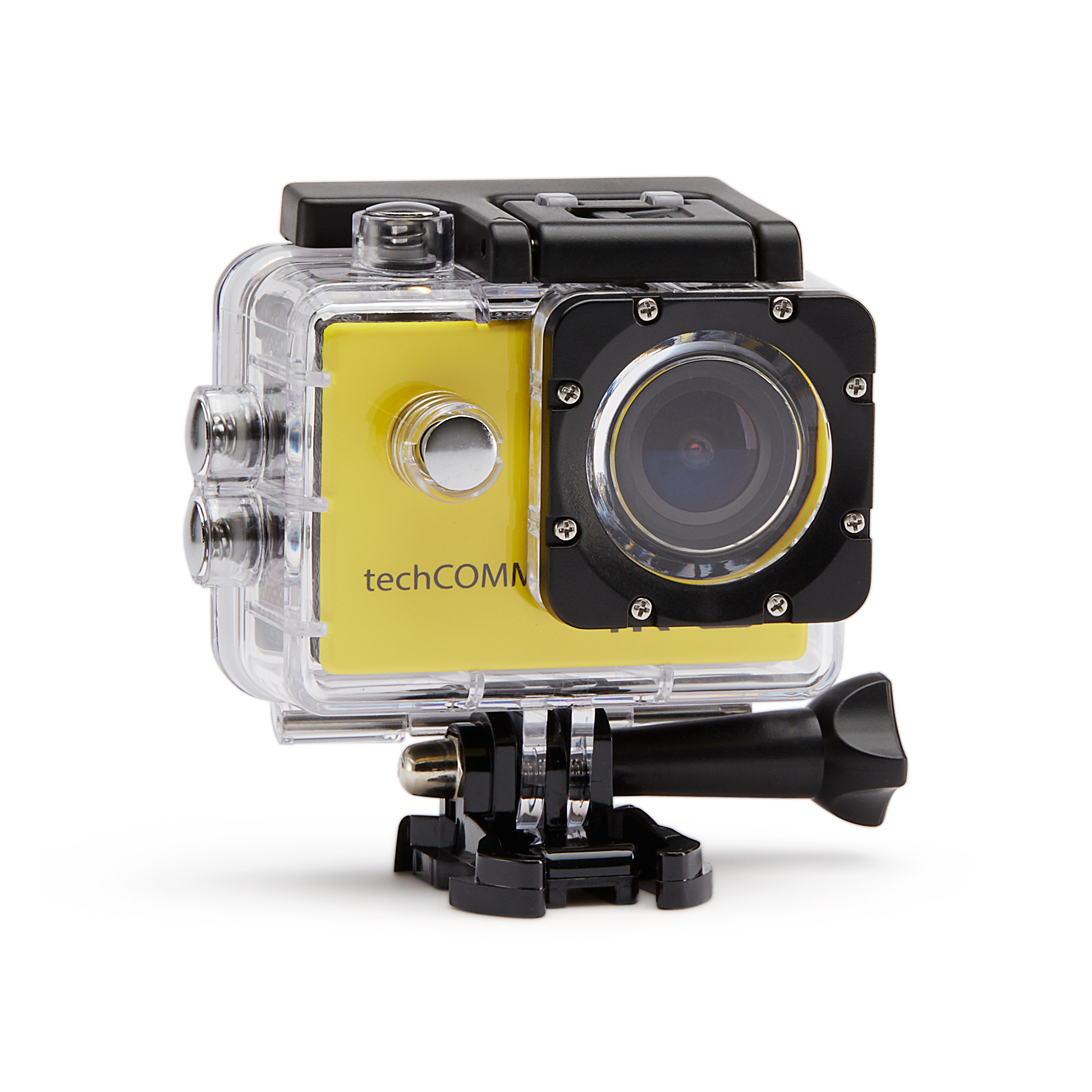 TechComm SPH9 Ultra 4K 30fps 16MP Waterproof Action Camera with Remote