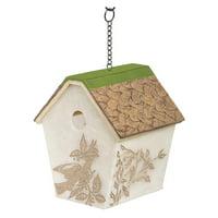 Evergreen Enterprises Bird Stories Hanging Birdhouse Lamp